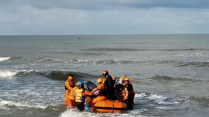 Hari Kedua, Puluhan Tim Gabungan Dikerahkan Cari Korban Tenggelam di Pantai Gusung Takalar