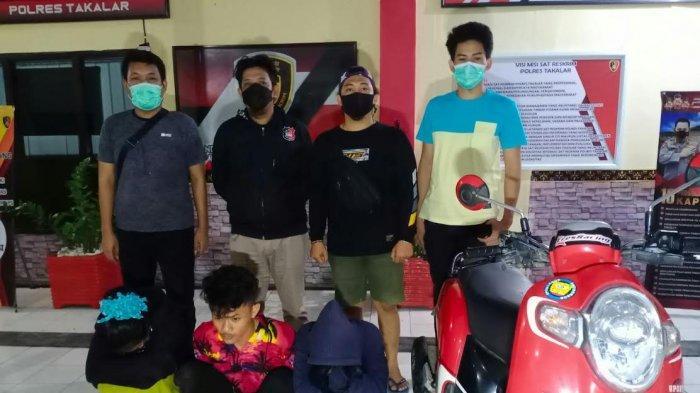 Melarikan Diri Usai Lakukan Penganiayaan, HR Akhirnya Dibekuk Polisi di Dusun Matteke