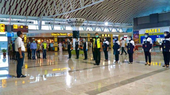 Jelang Natal dan Tahun Baru, Bandara Sultan Hasanuddin Buka Posko Terpadu