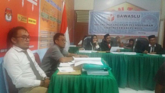 Caleg Golkar Laporan 4 Komisioner KPU Selayar dan 8 Penyelenggara Pemilu ke DKPP