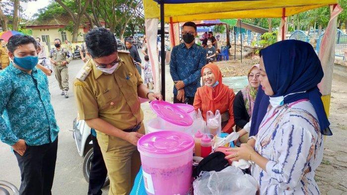 Cari Makanan Pabuka atau Takjil di Bulukumba, Ada Pasar Ramadan di Taman Kota