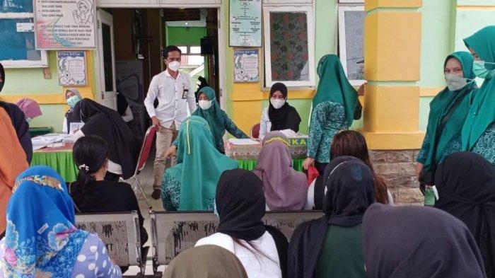 PKK Luwu Timur Gelar Vaksinasi Serentak di Puskesmas, Target 2.000 Orang