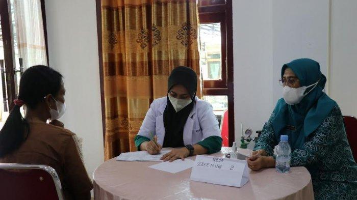 Jaga Ibu Hamil dari Penularan Covid-19, PKK Luwu Timur Gelar Vaksin