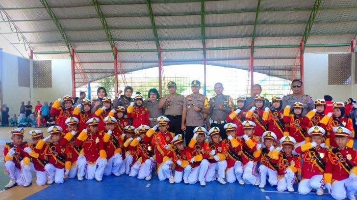 Ingin Pertahankan Juara Tahun Lalu, Tim Pocil Polres Enrekang Lakukan ini di Pinrang