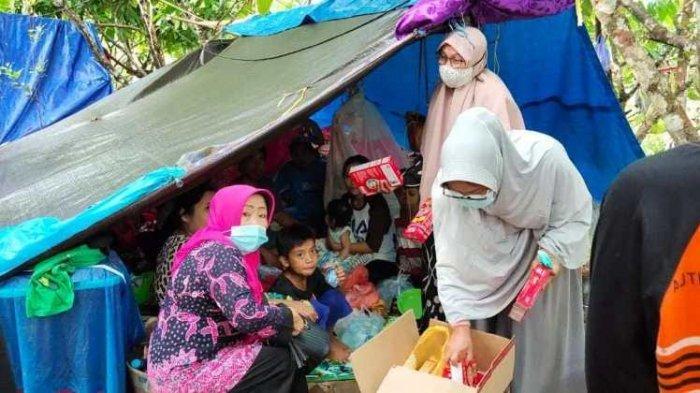Relawan Medis Kesulitan Kontrol Kesehatan Pengungsi Korban Gempa Sulbar, Ini Sebabnya