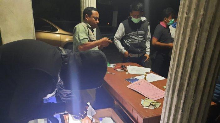 Honorer Ketahuan Pungli, Paksa Sopir Truk Membayar Sebelum Lewati Jalan Poros di Pasangkayu