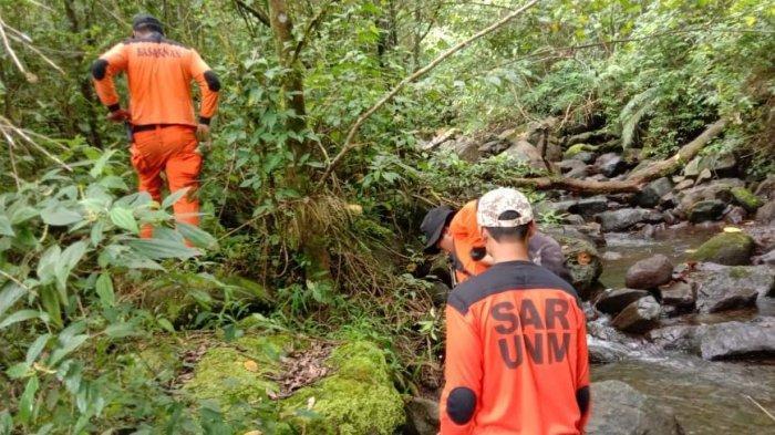 Sudah Lima Hari Warga Bantaeng Hilang di Tengah Hutan