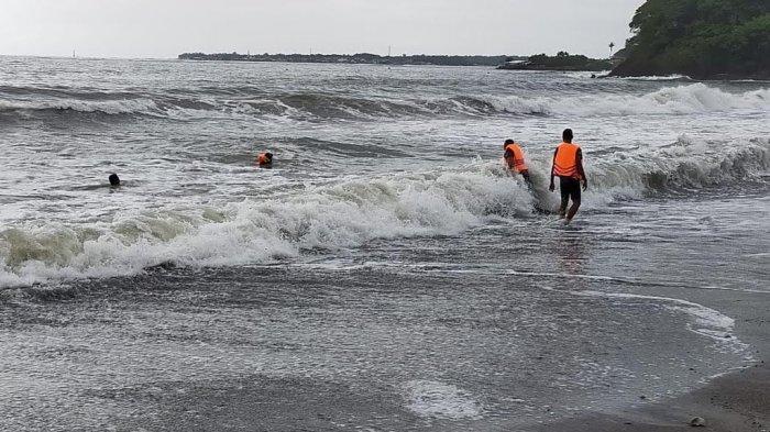 BREAKING NEWS: Bocah 11 Tahun di Parepare Tenggelam di Pantai Lumpue