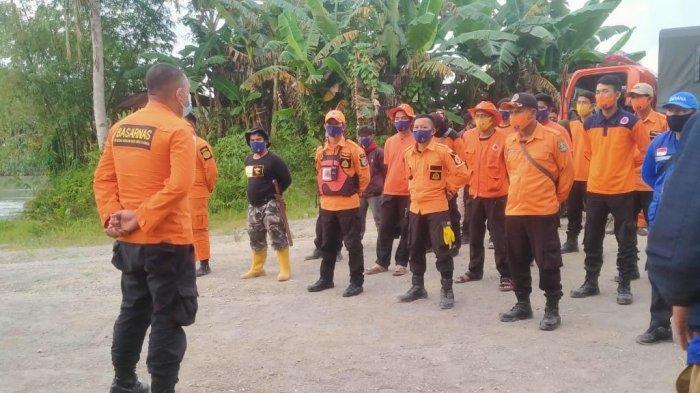 Tim SAR Gabungan Lanjutkan Pencarian Hari Ke-4 Orang Hilang di Sungai Budong-budong Mateng