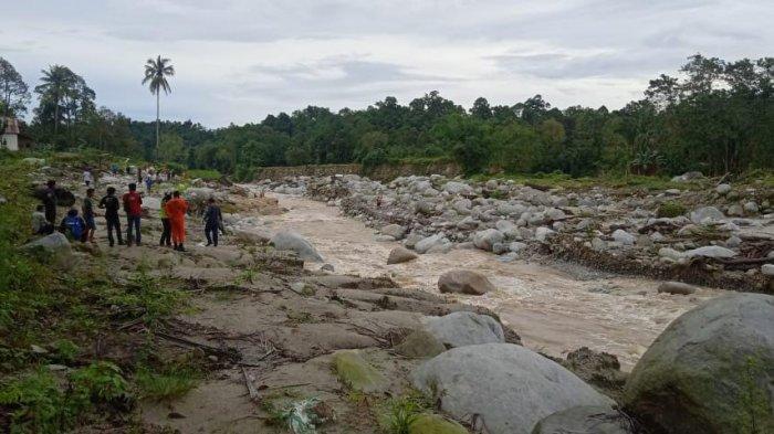 Pencarian Korban Hilang di Sungai Masamba Dilanjutkan