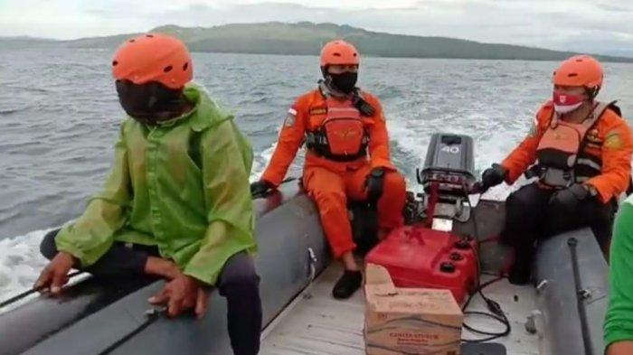 Belum Ditemukan, Pencarian Nelayan Campalagian yang Hilang Dilanjutkan Besok