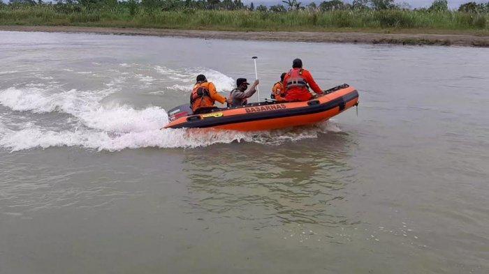 Remaja Tenggelam di Sungai Lariang Pasangkayu Belum Ditemukan, Tim SAR Cari Hingga Muara