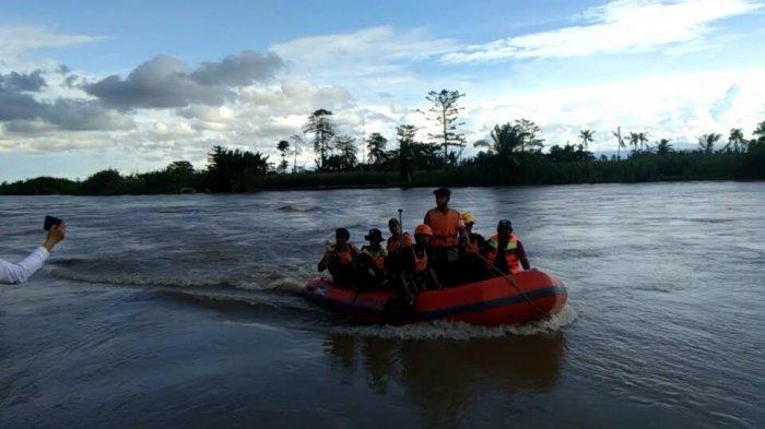 Penjelasan Polisi Soal Pincara Terbalik di Desa Beringin Jaya Luwu Utara, Dua Orang Belum Ditemukan