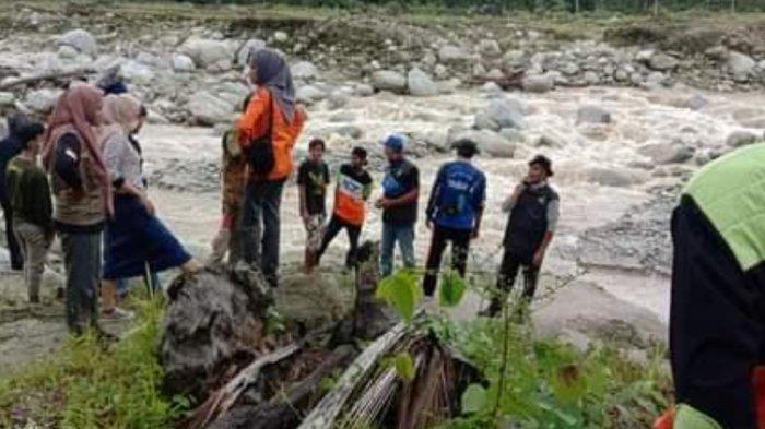 Warga Desa Maipi Luwu Utara yang Hilang di Sungai Belum Ditemukan
