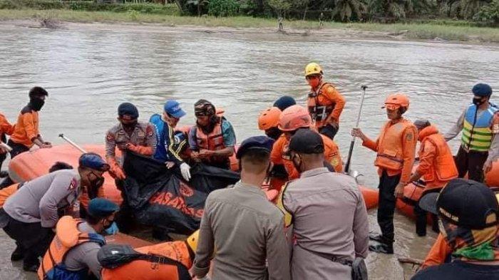 Tak Hanya Basarnas, Berikut Organisasi Terlibat Pencarian Warga Maipi di Sungai Masamba Luwu Utara