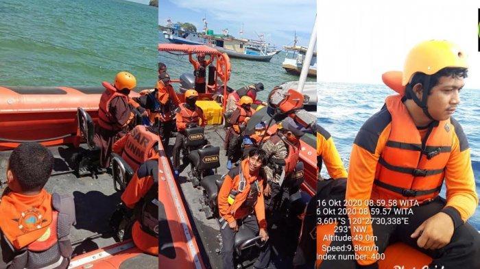 Nelayan yang Hilang di Herlang Belum Ditemukan, SAR Bulukumba: Ombak Tinggi