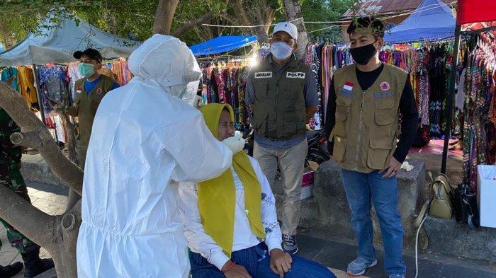 Kecamatan Bantaeng Zona Merah Penyebaran Covid-19, Pasar Rakyat Kini Ditutup Sementara