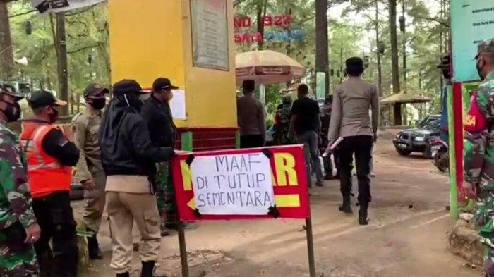 Obyek Wisata di Gowa Tutup Sementara Selama PPKM Mikro, Satgas Covid-19 Lakukan Pemantauan