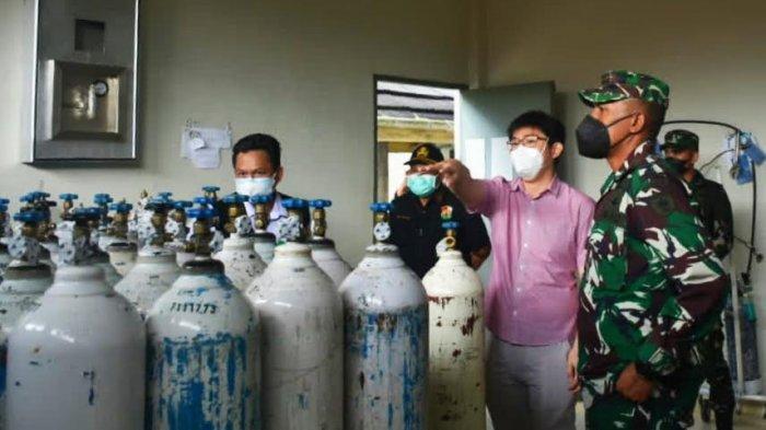 Stok Oksigen dan Obat Pasien Covid-19 Masih Cukup di Toraja Utara