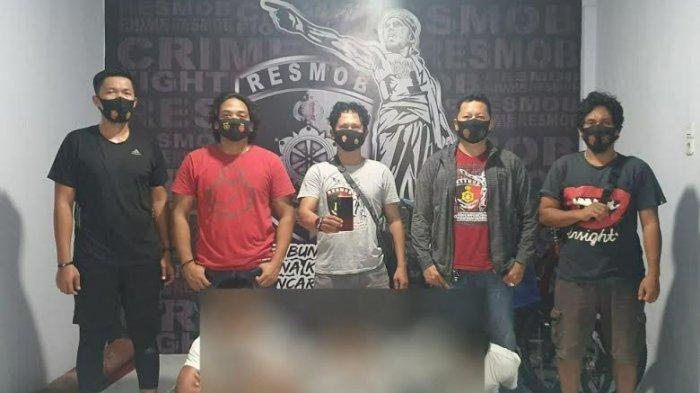 Tiga Terduga Pelaku Penipuan ASN Pinrang Diciduk Polisi