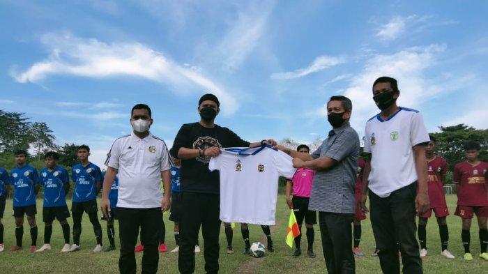 Tim Sepak Bola Pra Porprov Luwu Permalukan Tuan Rumah Wajo