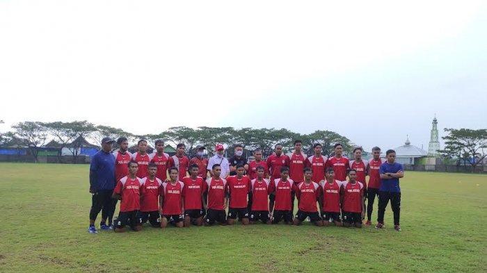 Tim Sepakbola Sulsel Optimis Rebut 3 Poin dari Jatim Laga Perdana PON XX Papua