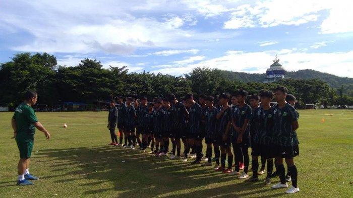 Jelang Pra Porprov, Tim Sepak Bola Luwu Genjot Latihan Fisik dan Taktik