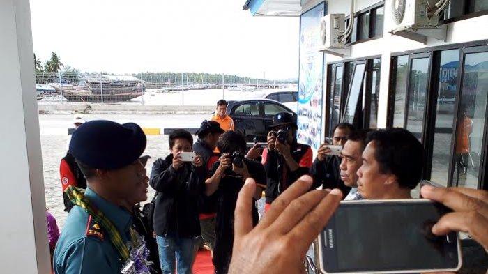 FOTO: Tim Ekspedisi Kas Keliling BI Sulsel Diterima Wabup Selayar