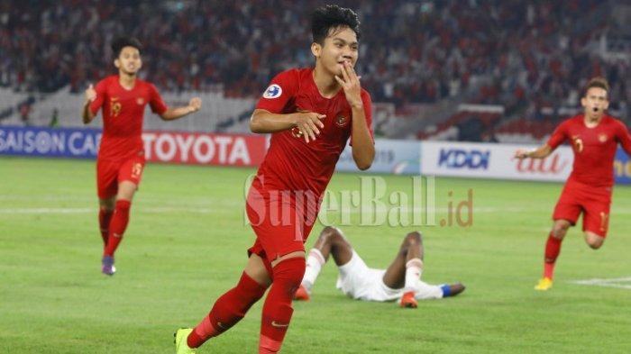 SESAAT LAGI, Live Streaming Siaran Langsung RCTI Timnas U-19 Indonesia vs Jepang, Nonton Disini!