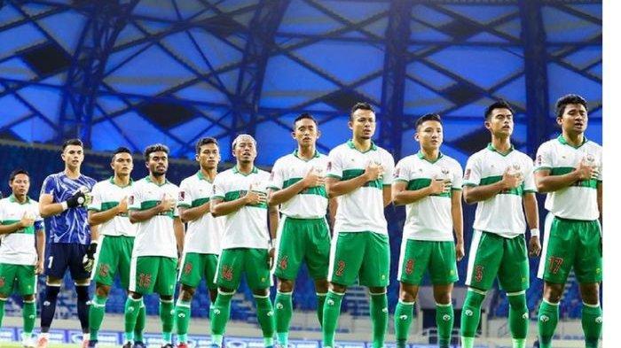 JADWAL Timnas U-23 Indonesia di Babak Kualifikasi Piala Asia 2022