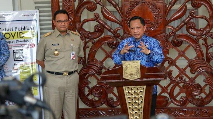 Tito Karnavian Trending, ini yang Bisa Copot Kepala Daerah, Presiden tak Berhak Apalagi Mendagri