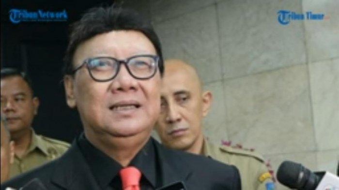 Menteri Pendayagunaan Aparatur Negara dan Reformasi Birokrasi (Menpan RB) Tjahjo Kumolo
