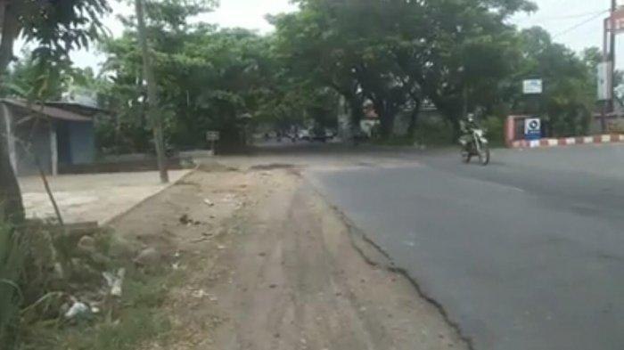 BREAKING NEWS: Kecelakaan Motor di Poros Bajeng Gowa, 1 Orang Dikabarkan Meninggal