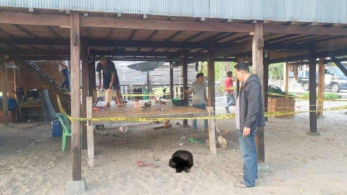 Identitas Pelaku Pembunuhan di Desa Maroneng Pinrang, Bekerja Sebagai Operator Excavator
