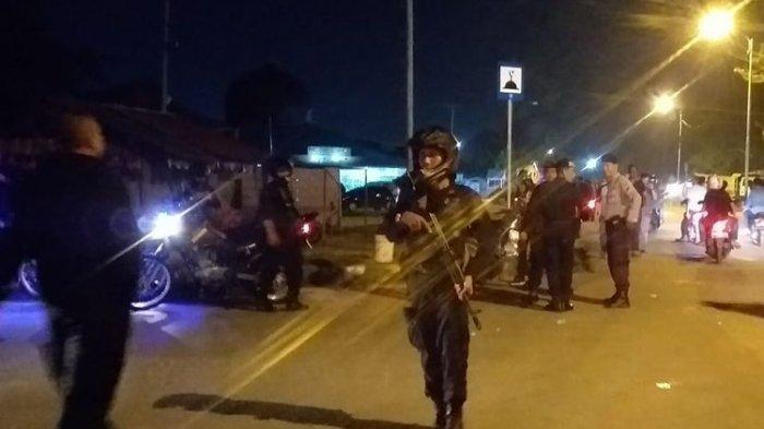TNI Bentok dengan Polisi Brimob di Maluku, 4 Luka, Kronologi dan Penyebab