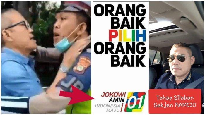 Walaupun Tohap Silaban Diduga Pendukung Jokowi, Lihat Ngerinya Ancaman Hukumannya Usai Cekik Polisi