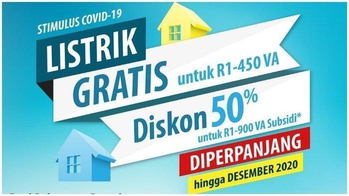 Cara Klaim Token Listrik Gratis PLN Bulan Oktober 2020 di www.pln.co.id | WhatsApp PLN 08122123123