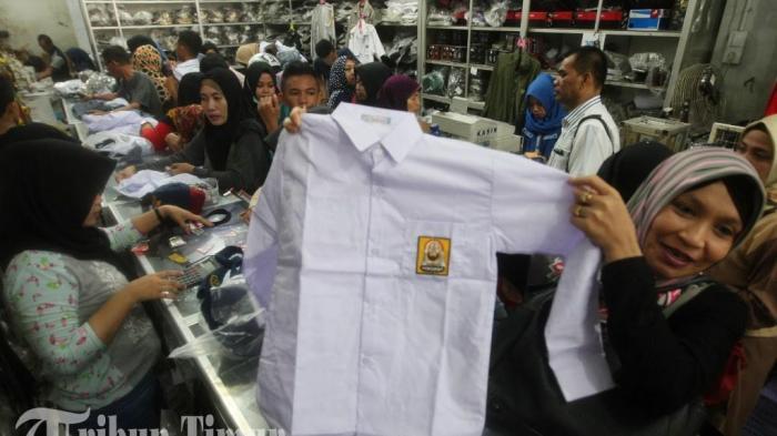 Siswa Baru MTsN 1 Makassar Dimintai Uang Pembangunan Rp 2,5 Juta
