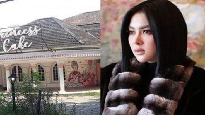 Ingat Toko Kue Princess Cake Milik Syahrini? Sudah Lama Gulung Tikar, Bangunannya pun Terlantar