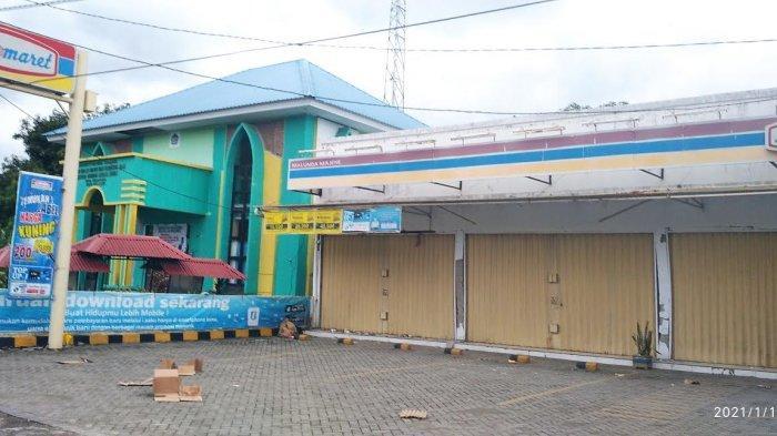 Lima Hari Pasca Gempa, Toko dan Pusat Perbelanjaan di Malunda Masih Tutup