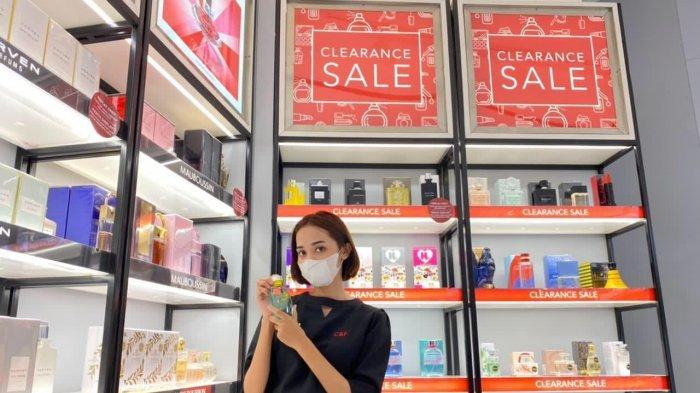 Parfum dan Skincare Diskon 50 Persen di C&F Nipah