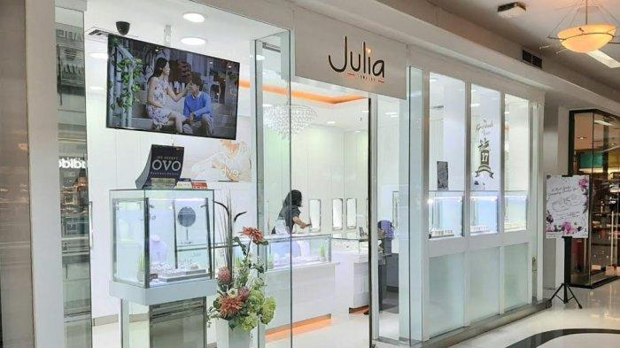 Promo Valentine, Beli Perhiasan di Julia Jewelry MaRI dapat Lucky Draw Hingga Rp 1 Juta