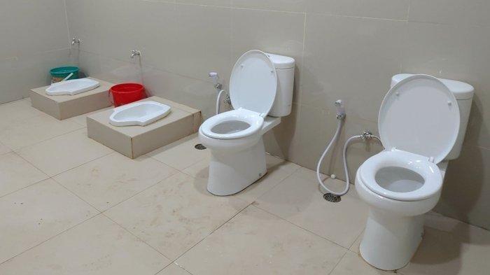 Viral Toilet Tanpa Sekat, Bagaimana Jika Anda Kebelet dan Wajib ke Toilet Ini? Lokasinya di Stasiun