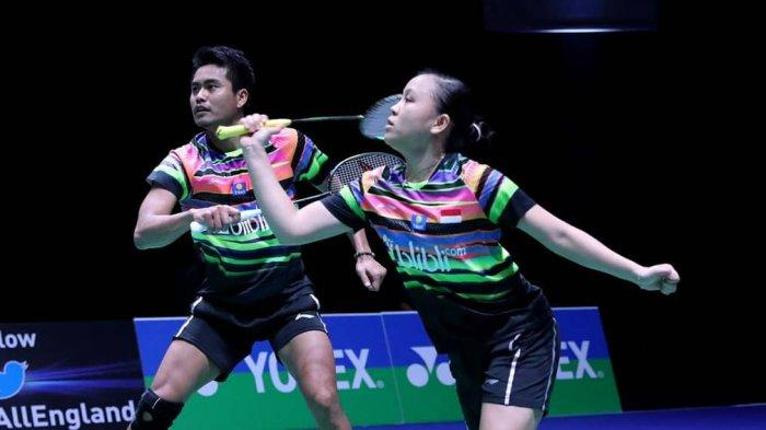 LIVE Streaming Indonesia Open 2019-Tontowi/Winny Terhenti, Jonatan Christie Tantang Chou Tien Chen