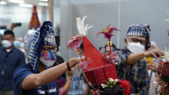 Sandiaga Uno Canangkan Kebangkitan Pariwisata Toraja