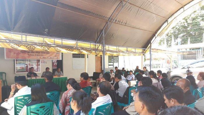 822 TPS, Segini Jumlah Pemilih Pemilu 2019 di Toraja Utara