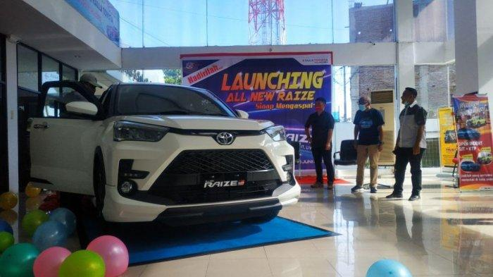 All New Raize Kini Hadir di Kalla Toyota Bulukumba, Langsung Laku 6 Unit
