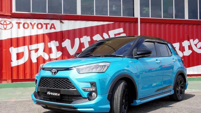 Penasaran dengan Fitur Toyota Raize? Yuk ke Nipah Mal, Kalla Toyota Sediakan 2 Unit untuk Test Drive