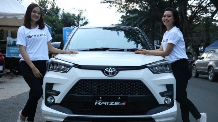 Toyota Raize Laris Manis