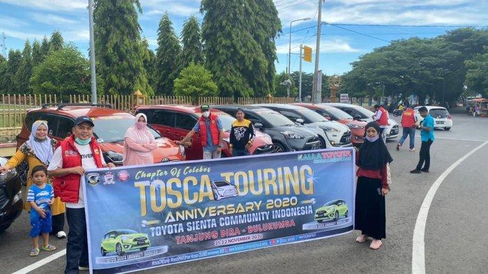 Akhir Tahun, Tosca Celebes Touring Pulau Sulawesi